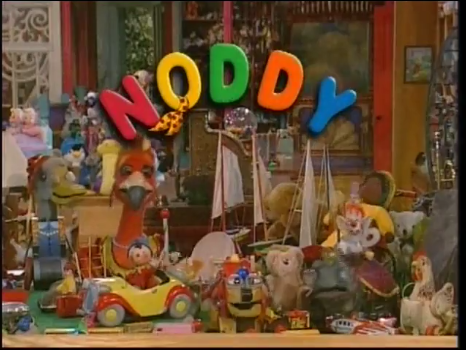 The Noddy Shop Partially Found American Canadian Tv