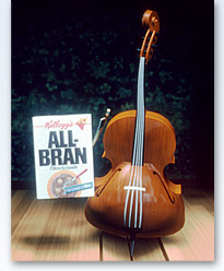 Kellogg's All-Bran - Cello (1993) - Taken from an old version of Pixar's website.