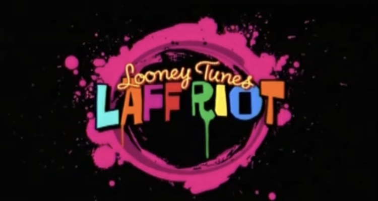 "Looney Tunes Laff Riot - Looney Tunes: Laff Riot (found unreleased pitch pilot of ""The Looney Tunes Show"" animated sitcom; 2009)"