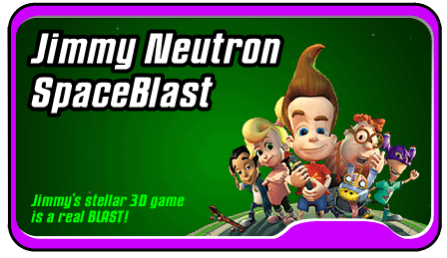 Jimmy Neutron Space Blast Ad.png