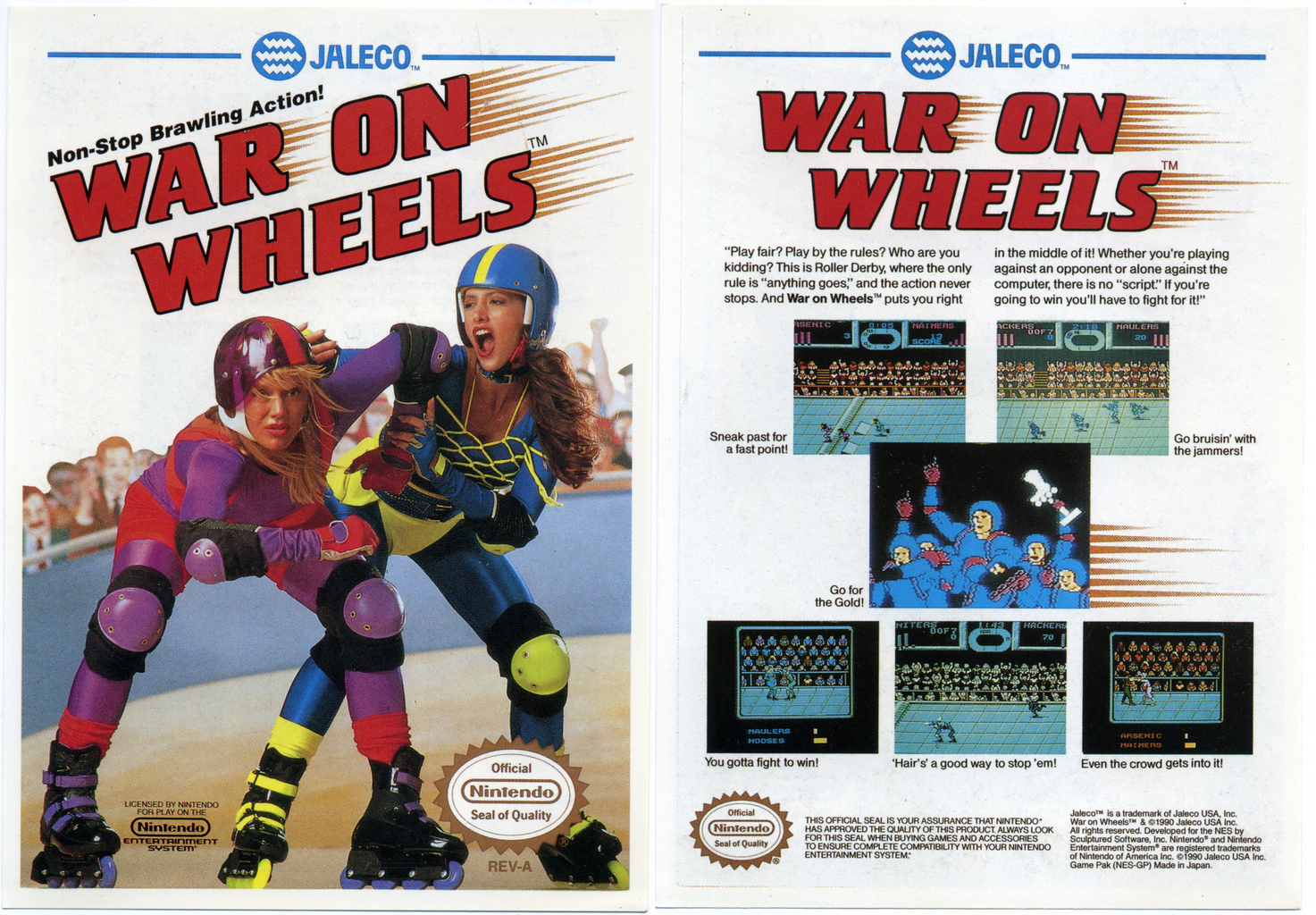 War on Wheels (NES).png