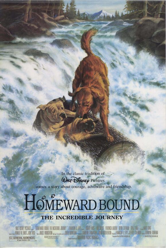 Homeward Bound - The Incredible Journey Poster.jpg