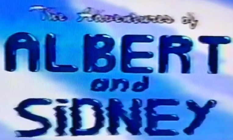 Albert and Sidney Title Card.png