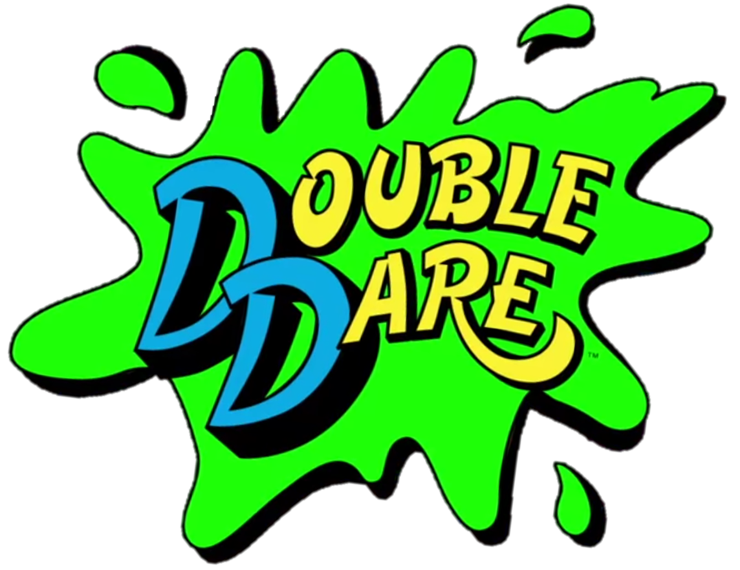 Double Dare (1988) Cosmic Sparks vs. Slimey Worms - Double Dare (partially lost Nickelodeon game show; 1986-1993; 2000; 2018-2019)