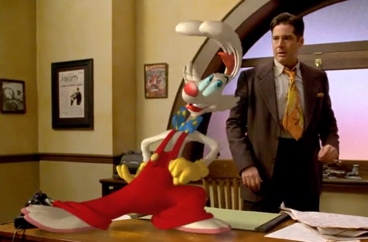 Roger Rabbit 2: Who Discovered Roger Rabbit? Script - Roger Rabbit 2: The Toon Platoon/Who Discovered Roger Rabbit? (partially found cancelled prequels to live-action/animated film; late 1980s-late 1990s)