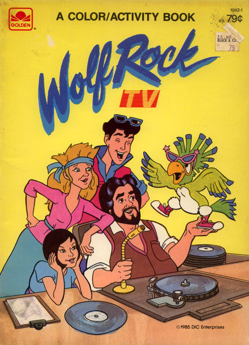 Wolf rock tv color book.JPG
