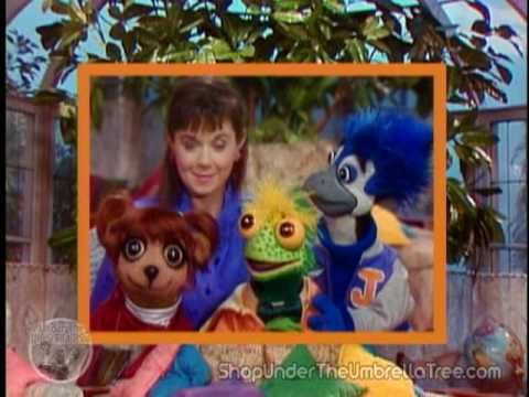 Under the Umbrella Tree lost episodes - Under the Umbrella Tree (partially lost episodes of live-action/puppet TV series; 1986-1993)