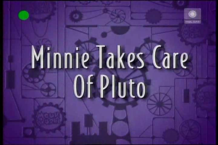 Minnie Takes Care Of Pluto Found Original English Audio Of Disney Animated Short 2000 The Lost Media Wiki