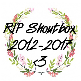 RIP Shoutbox