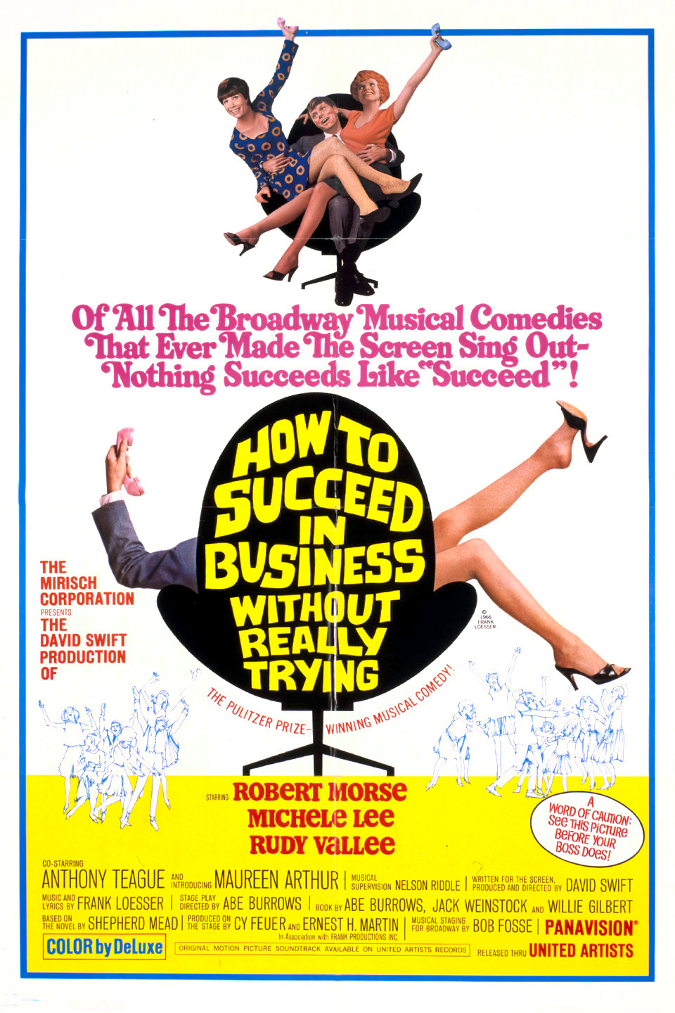 Succeed in business without trying poster.jpg
