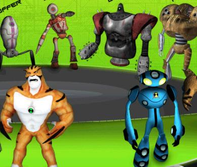Ben 10 Turkish Promotional picture.jpg