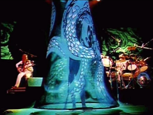 Genesis 'The Lamb Lies Down on Broadway' live (lost concert