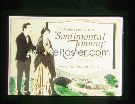 Sentimental Tommy (1921) poster.jpg