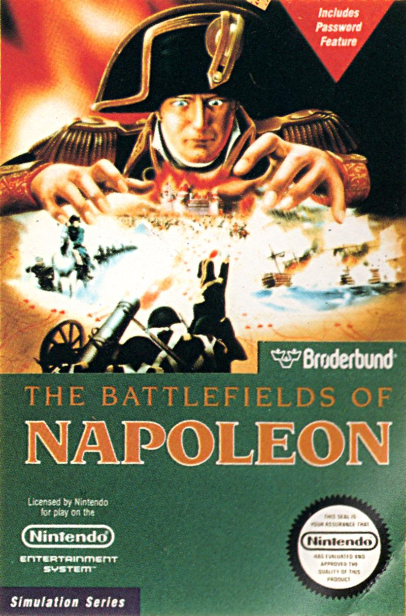 The Battlefields of Napoleon English version cover.jpg
