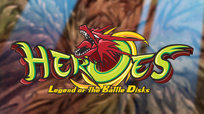 Heroes legend of the battle disks logo card.png