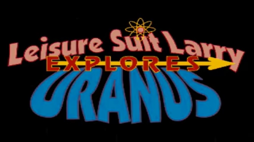 Leisure Suit Larry 8 Lust In Space Cancelled Pc Adventure Game