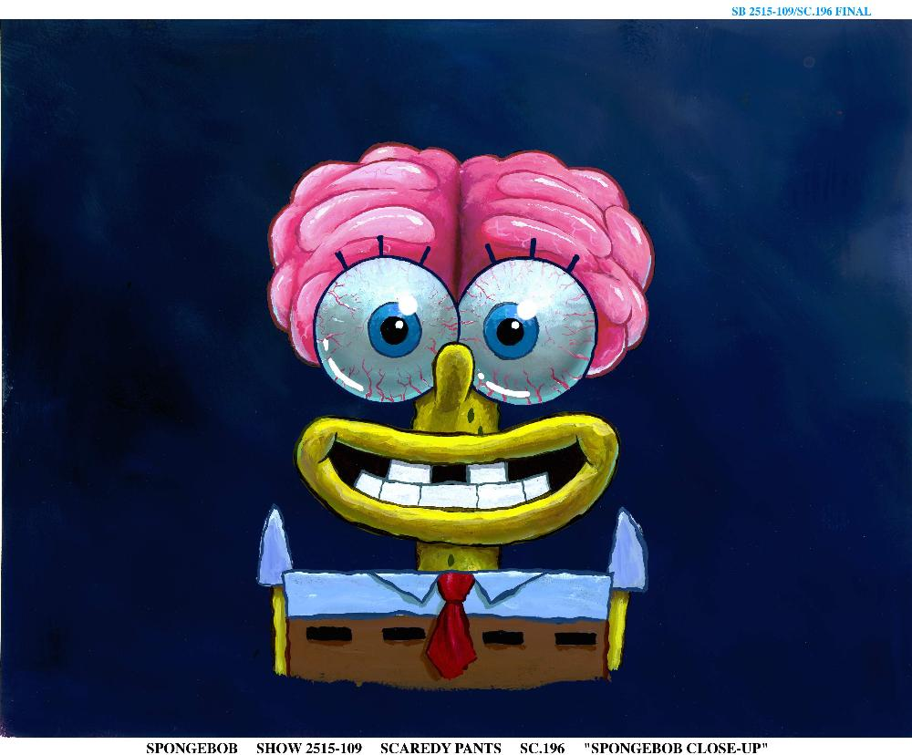 Spongebob ◊ for this episode was recently leaked online it was most likely removed for a good reason