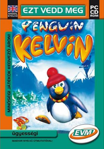 Penguin Kelvin cover.png
