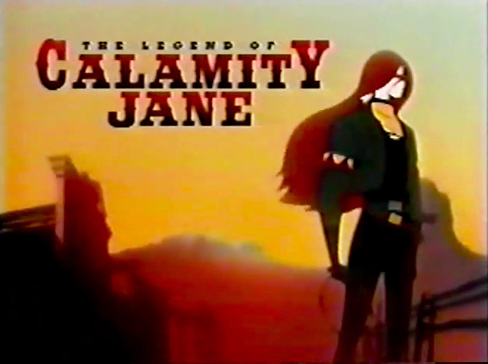 The Legend of Calamity Jane - The Legend of Calamity Jane (partially lost animated series; 1997-1998)