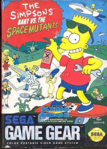Bart space mutants game gear.jpg