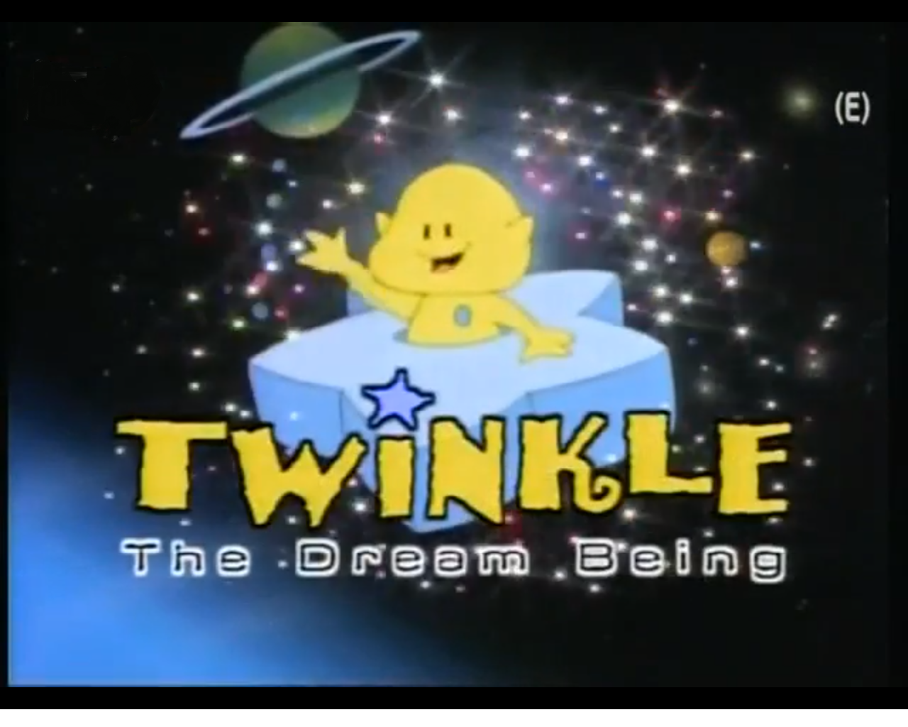 Twinkle The Dream Being - Pets are Pals - Twinkle the Dream Being (partially found American-South Korean animated TV series; 1992-1993)