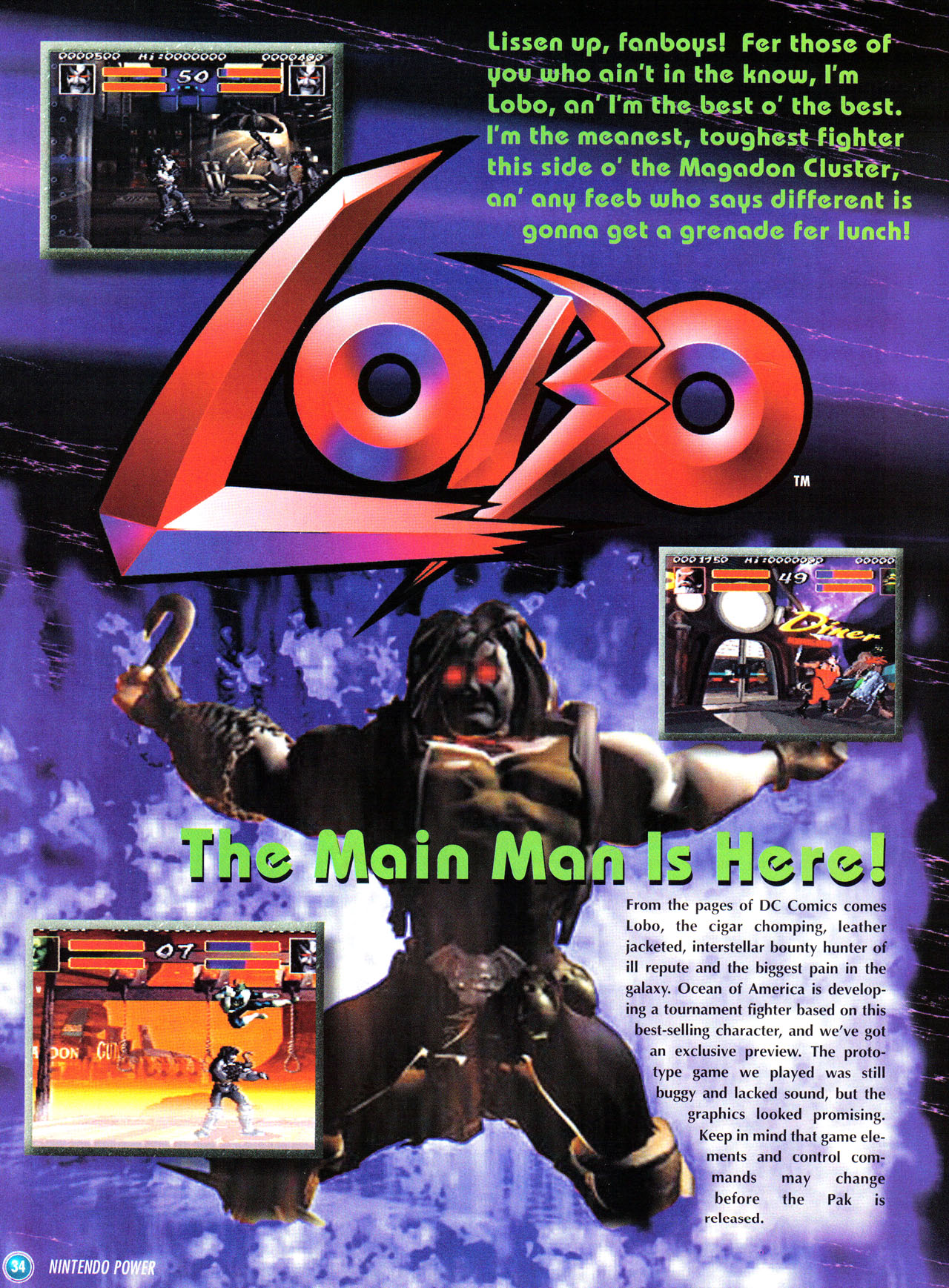 Lobo SNES Nintendo Power Page 34.jpg