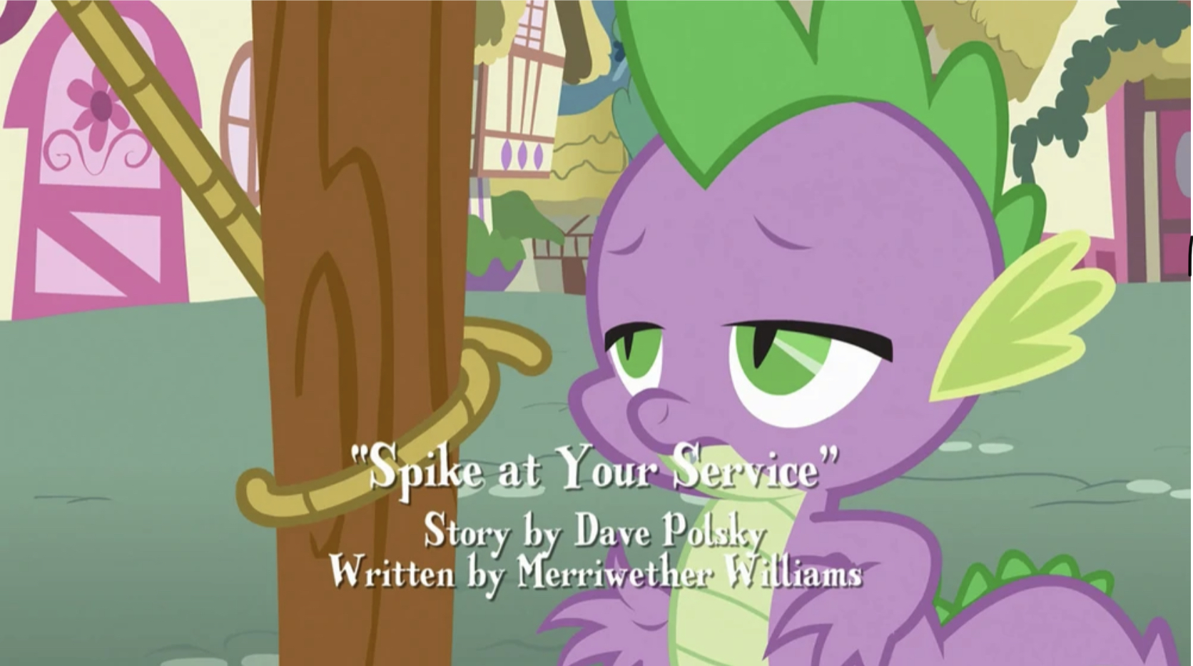 Spike at your service title.jpeg
