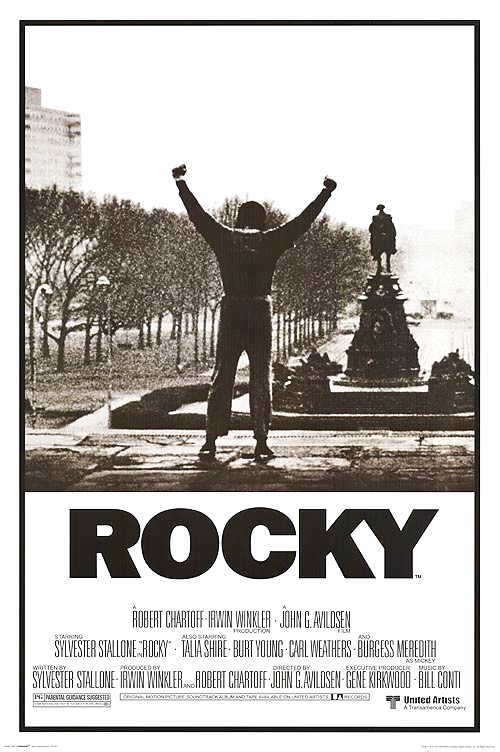 Rocky (lost deleted scenes of boxing drama film; 1976) - The Lost ...