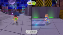 Screenshot of Battle Mii.
