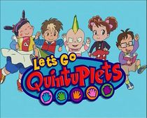 Title screen for the series.