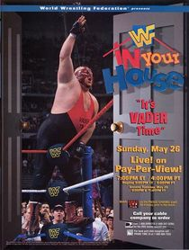 Poster promoting the May 26th version of Beware of Dog.