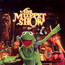 A picture of the original The Muppet Show.