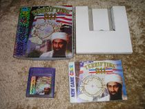 The game's boxart and inserts.
