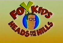 "Promo for the Fox Kids ""Head for the Hills"" marathon."