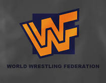 Logo for the WWF/WWE in 1996