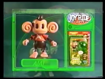 An ad featuring the AiAi figure.