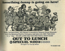 An advertisement from TV Guide.