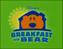 Breakfast with Bear logo