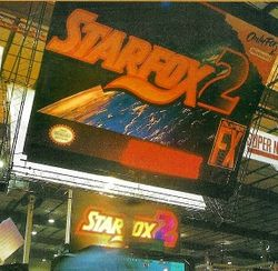 A picture of the booth from CES 1995.
