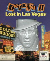 Cover art used for the other ports of the game.