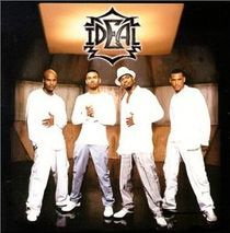 Cover of Ideal's debut album.