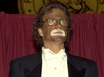 A photo of Danson in blackface, taken during the controversial 1993 roast.