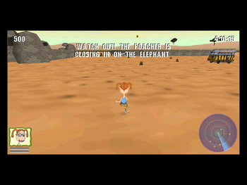 Wild Thornberries 3D Chopper Chase Eliza Thornberry Gameplay.png