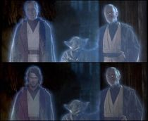 By far the most controversial change to the original trilogy, Sebastian Shaw as Anakin Skywalker's force ghost in Return of the Jedi is replaced by Hayden Christensen, the actor who played Anakin in Episodes II and III.