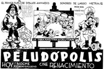 Argentine advertisement poster for the film.