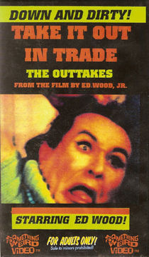 1995 VHS cover of rediscovered outtakes from the film.
