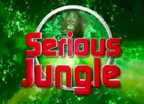 The title card used for the Serious Jungle episode.