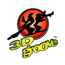 3D Groove's logo.