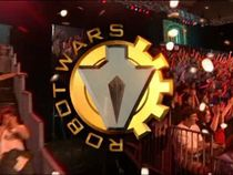 Logo used for introduction titles of Dutch Robot Wars