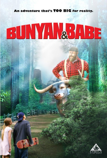 Poster for the film that showcases its mix of CGI and live-action.